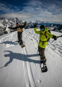 Splitboard Tour