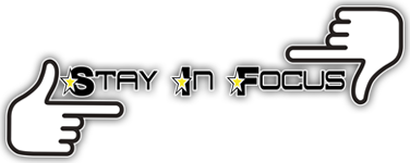 Logo | Stay in Focus